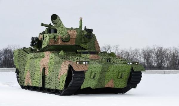 Две боевые машины сойдутся в битве за звание нового легкого танка армии США