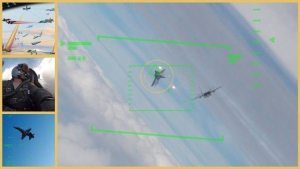 DARPA приступило к созданию ИИ для управления беспилотными истребителями