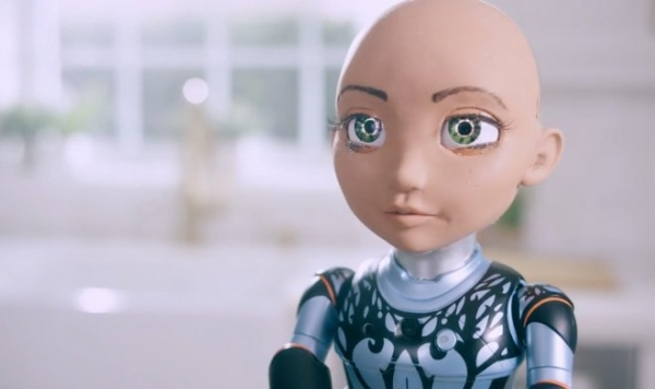 У знаменитого робота Софии появилась младшая сестра